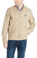 U.S. Polo Assn. Men's Mock Zip Jacket