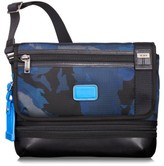 Tumi Alpha Bravo Beale Messenger Bag - Blue