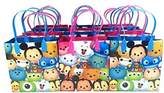 Disney Tsum Tsum Mickey Minnie Stich 12pc Goodie Bags Party Favor Bags Gift Bags Birthday Bags by Disney