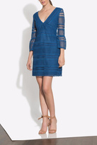 Shoshanna Blue Sacramento Dress