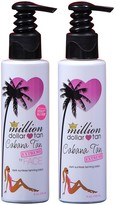 Million Dollar Tan 2-Piece Cabana Tan Extreme Face & Body Kit