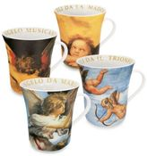 Waechtersbach Konitz Angels Mugs (Set of 4)