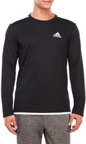adidas Essex Long Sleeve Tennis Shirt