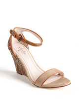 Plenty by Tracy Reese Wallis Suede Wedge Pumps