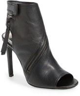 Dolce Vita Women's 'Hal' Zip Peep Toe Sandal