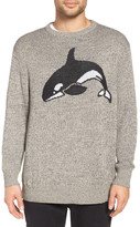 Barney Cools Killa Whale Knit Pullover Sweater