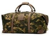 Ghurka Men's Cavalier Ii Duffel Bag - Green