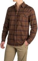 Royal Robbins Peak Performance Plaid Shirt - UPF 50+, Long Sleeve (For Men)