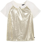 Tommy Hilfiger Sequin T-Shirt, Big Girls (7-16)