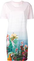 Paul Smith floral print dress - women - Cotton - L