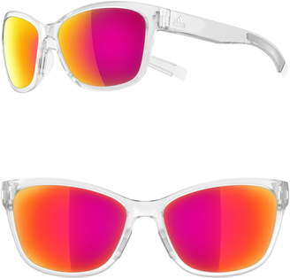 adidas Excalate 58mm Mirrored Sport Sunglasses