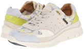 Paul Smith October Off-White Directional Stripe Tira/Off-White Charol