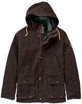 Timberland Men's Waxed Canvas 3 In 1 Field Coat
