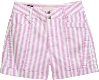 Habitual Stripe Multiseam Shorts