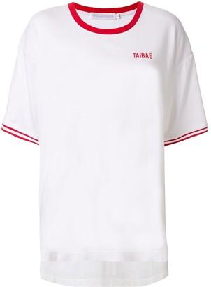 GOODIOUS Taibae oversized T-shirt