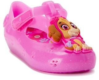 Paw Patrol Nickelodeon Casual Jelly Shoe (Toddler Girls)