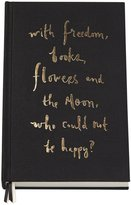 Kate Spade Wit and Wisdom Journal, Who Could not be Happy?