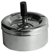 Camilla And Marc Premier Housewares Spinning Ashtray, 11 cm