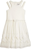 Us Angels Girls' Lace Skirt Dress