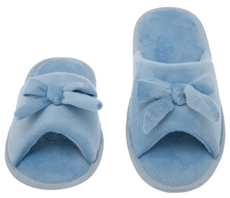 Deluxe Comfort Living Health Products Women's Memory Foam House Slippers