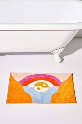 Urban Outfitters Lea Carey Exclusive Landscape Bath Mat