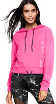 PINK Cropped Pullover