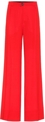 Kwaidan Editions High-rise wide-leg pants