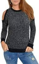 BB Dakota Black Knit Sweater