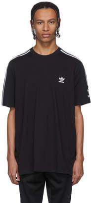 adidas Black Tech T-Shirt