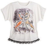 Disney Bambi and Faline Fashion Tee for Women by Boutique