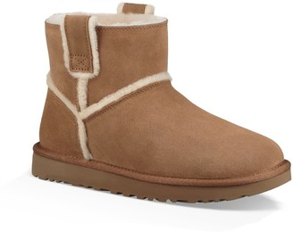 UGG Mini Classic Genuine Shearling Boot