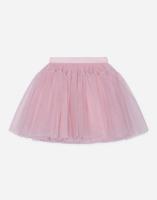 Dolce & Gabbana Multi-Layered Tulle Skirt