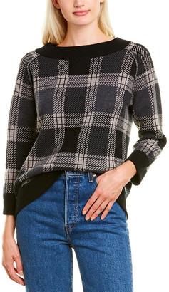 Forte Cashmere Reversible Cashmere Pullover