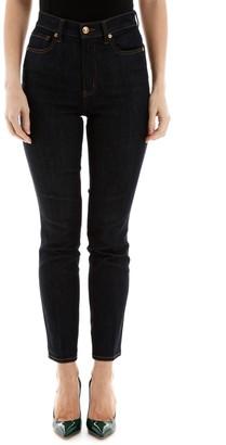 Tory Burch Straight-Leg Jeans
