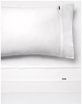 Linen House Australian Cotton Sheeting White Queen