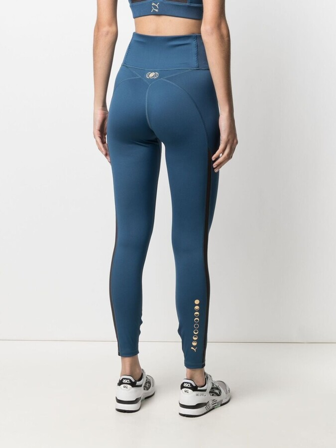 Thumbnail for your product : Puma Logo-Print Performance Leggings