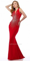 Nika Stardust Evening Dress