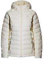 L.L. Bean Ultralight 850 Stretch Down Hooded Jacket, Misses