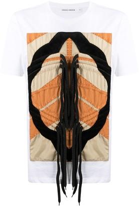 Craig Green graphic print short-sleeved T-shirt