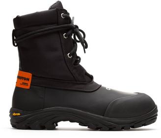 Heron Preston Security Boots