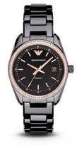 Emporio Armani Women's AR1496 Sport Black Watch