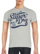 Superdry Printed Cotton Tee