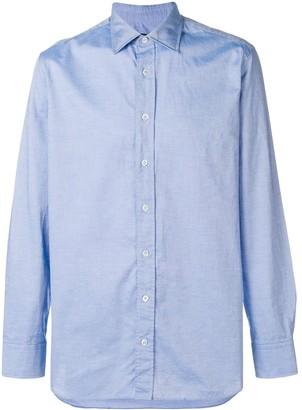 Lardini Casual Longline Shirt