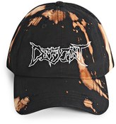 Forever 21 FOREVER 21+ Defyant Distressed Cap