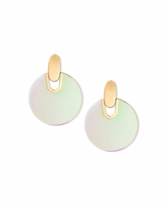 Kendra Scott Didi Statement Earrings in Gold