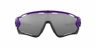 Oakley Jawbreaker Matte Black w/ PRIZM Road 31 mm