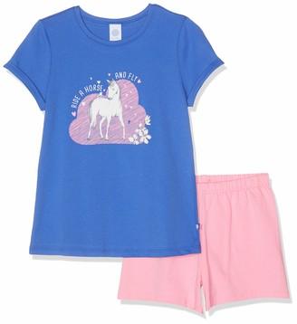 Sanetta Girl's Pyjama Short Set