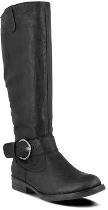 Spring Step Anderson Buckle Riding Boot