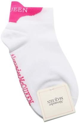 Alexander McQueen Socks Branding Mcqueen