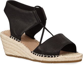Eileen Fisher Agnes Wedge Espadrille Sandals